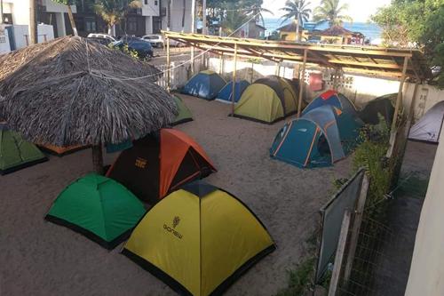 Camping em Maraca�pe Porto de Galinhas