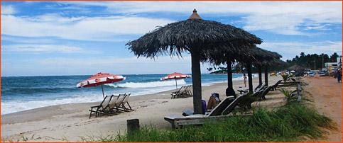 Conheça os Bares e Restaurantes da praia mais movimentada de Pernambuco