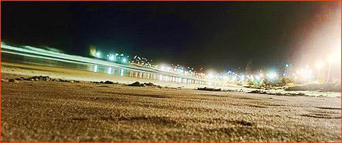 Noite em Porto de Galinhas