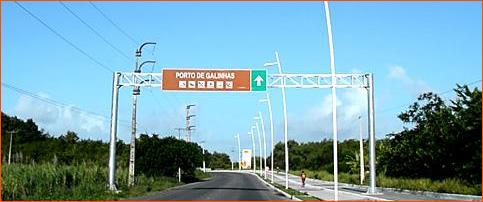 Informações úteis de Porto de Galinhas